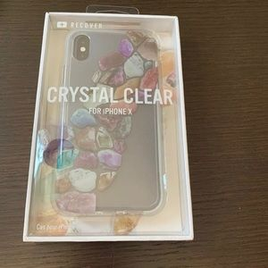 Crystal iPhone XS Case